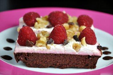 Prăjitură cu cacao şi sfeclă roşie (fără gluten)