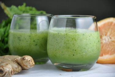 "Smoothie verde ""Vitamina C"""