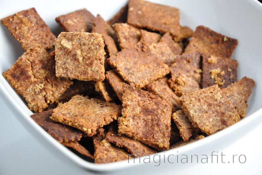 Cereale sănătoase cu scorţişoară (fără gluten)