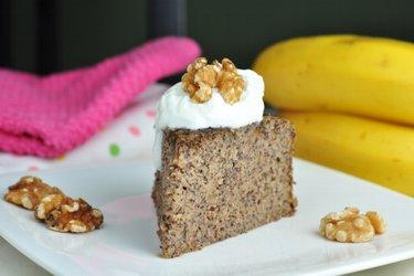 Prăjitură sănătoasă cu mac (fără făină sau zahăr)