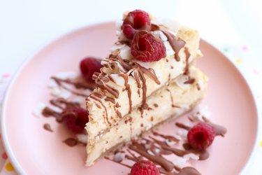 Cel mai bun cheesecake fit cu cocos
