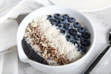 Porridge rapid pentru micul dejun