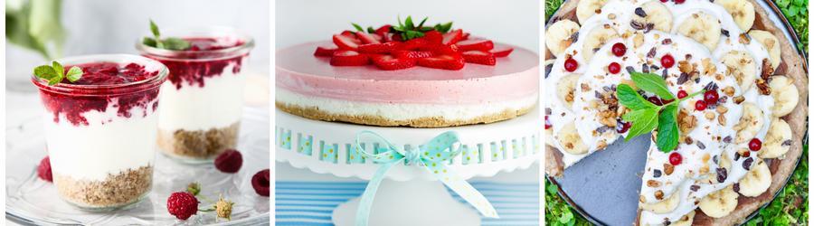 Rețete de deserturi sănătoase fără zahăr