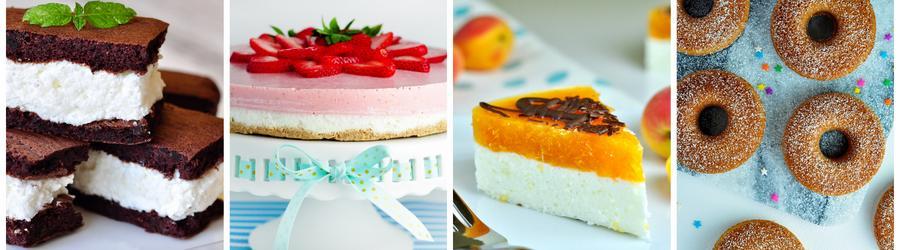 Rețete de deserturi cu puține calorii pentru cura de slăbire