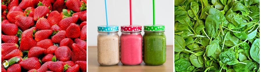 Smoothie-uri și băuturi sănătoase și bogate în fibre