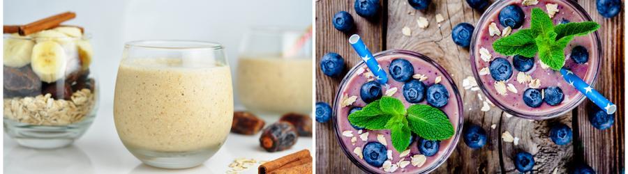 Rețete de smoothie-uri și băuturi bogate în proteine