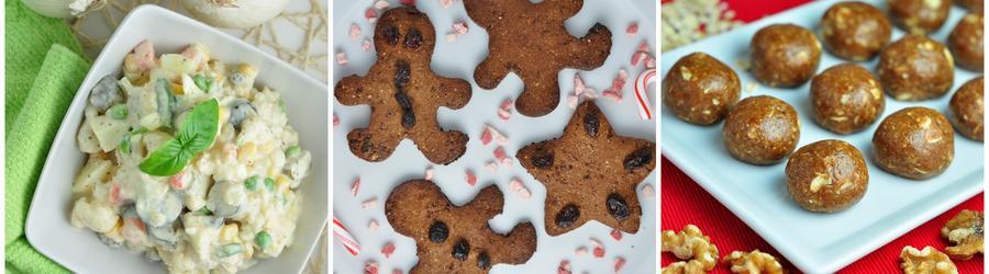 Rețete pentru Crăciun și sărbători bogate în proteine