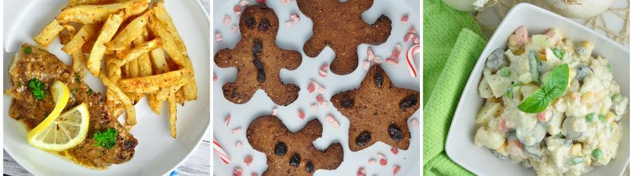 Rețete low carb pentru Crăciun și sărbători