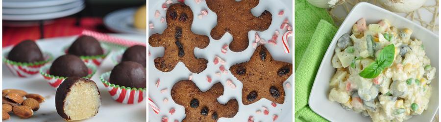 Rețete sănătoase fără gluten pentru Crăciun și sărbători