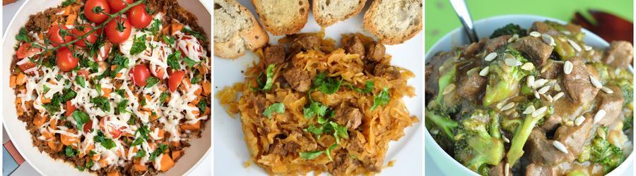 Rețete low carb cu carne de vită