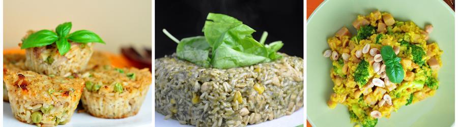 Rețete low carb cu orez