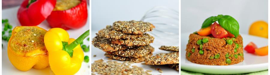 Rețete low carb cu quinoa