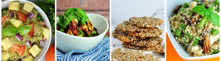 Rețete vegane sănătoase cu quinoa