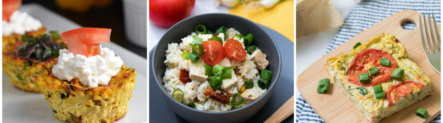 Rețete cu tofu bogate în proteine