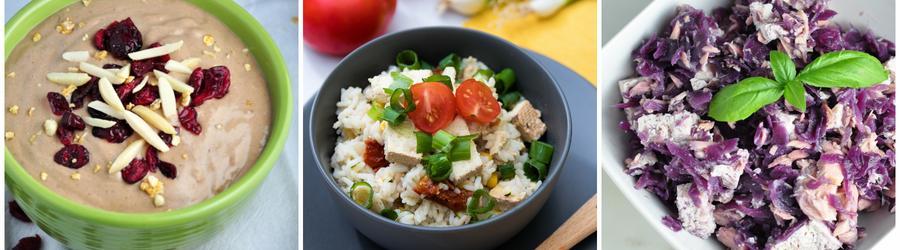 Rețete cu tofu fără gluten