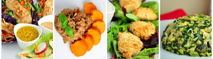 Rețete ușoare și sănătoase cu carne de pui