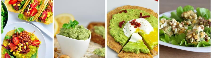 Rețete sănătoase cu avocado