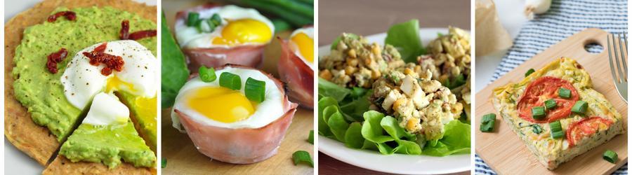 Rețete simple și sănătoase cu ou