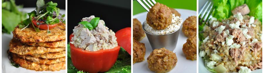Rețete sănătoase cu ton pentru prânz și cină