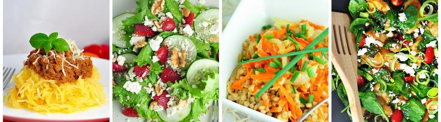 Rețete cu legume pentru prânz și cină