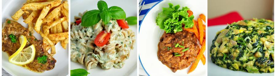 Rețete pentru prânz și cină bogate în proteine
