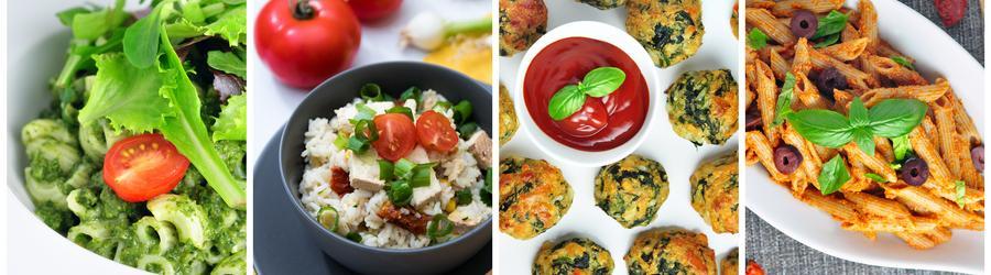Rețete vegetariene sănătoase (fără carne)